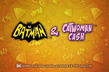 Batman an Catwoman Cash