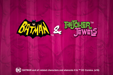 Batman եւ joker jewels