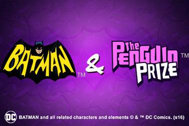 Batman & penguinpriset