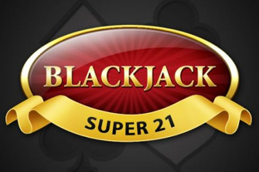 Blackjack супер 21