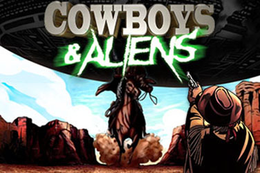 Cowboys dan alien