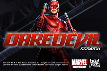 scratch Daredevil