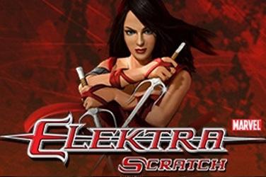 Elektra сызат