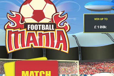 Arranque da mania do futebol