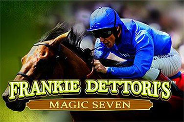 Frankie dettoris magic tujuh jackpot
