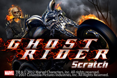 Ghost rider ridse