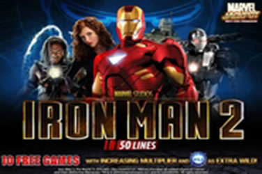 Iron Man 2 50 linjer