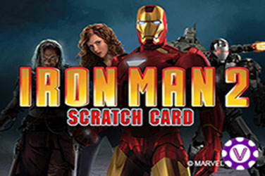 Iron Man 2 scratch
