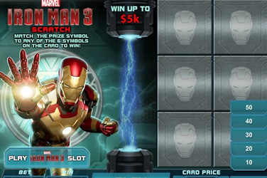 Iron man 3 praska