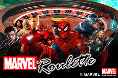 Marvel ruleta