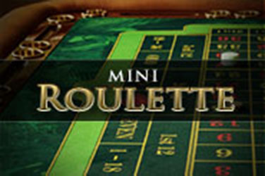 Mini ruleta