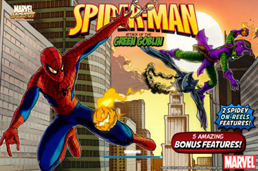 Spider-man ataque do duende verde