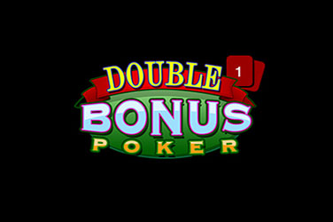 Double bonus pokeri