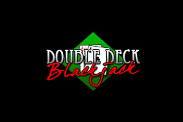 Double blackjack boong