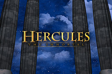 Hercules the immortal
