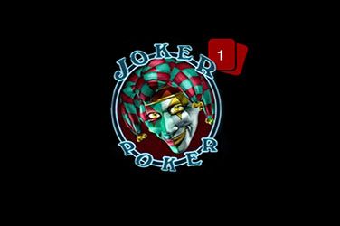 Joker pokeris