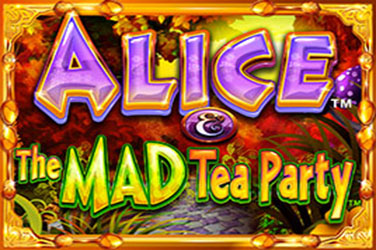 Alice an dem Mad Tea Party