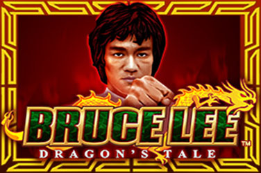 Bruce lee dragons fortælling