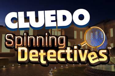 detectives Cluedo spinning