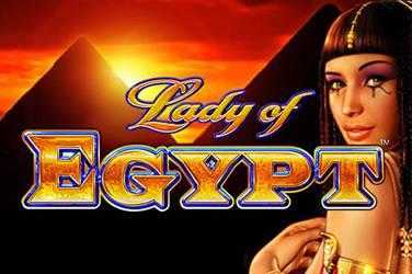 Egyptská dáma