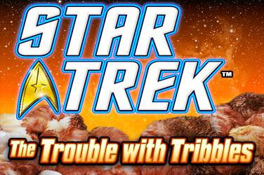 Star Trek trouble avec tribbled