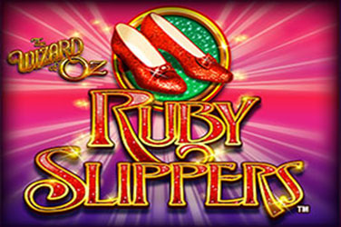 De tovenaar van oz ruby ​​slippers