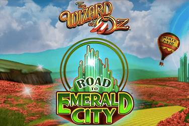 Wizard of Oz Road til Emerald City