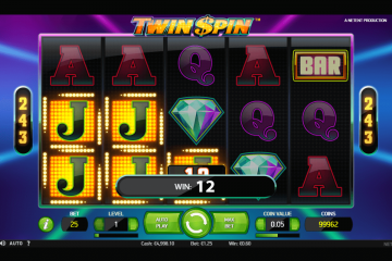 Image result for Twin Spin slot
