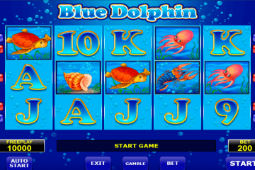 Image result for Blue Dolphin slot