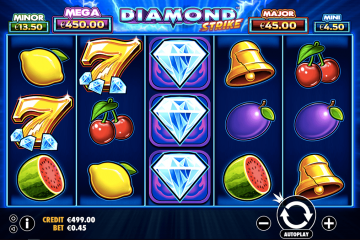 Rezultati i imazhit për Diamond On Fire slot