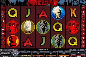 Image result for Hellboy slot big win