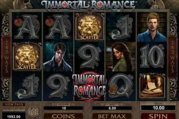 Image result for Immortal Romance