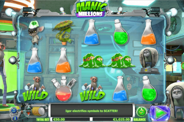 Beeldresultaat voor Mad Scientist-slot