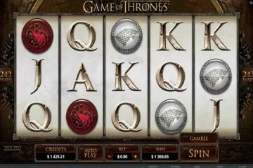 Image result for Game of Thrones slot