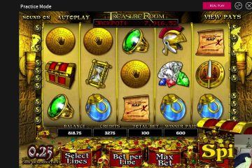 Image result for Treasure Room slot