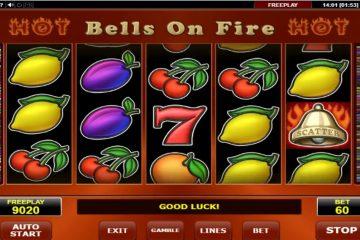 Image result for Bells On Fire slot
