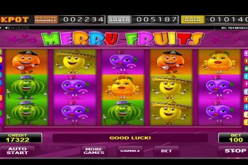 Image result for Merry Fruits slot