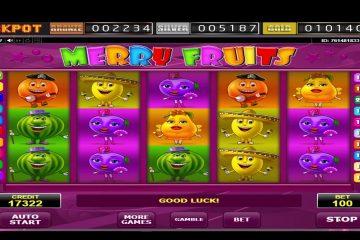 Hasil gambar untuk slot Merry Fruits