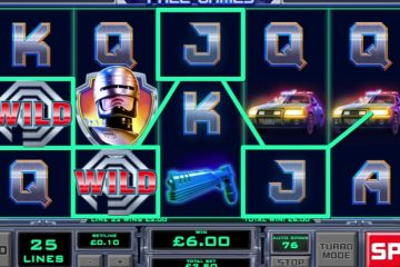Image result for robocop slot win