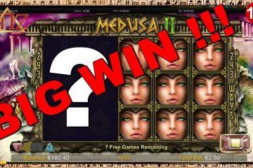 Image result for medusa 2 casino slot big win