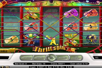 Image result for Thrill Spins slot
