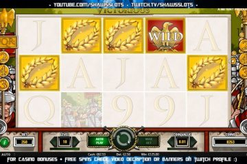 Image result for Victorious slot big win