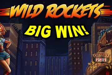 Bilderesultat for Wild Rockets-gevinsten