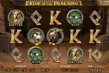 Niðurstaða myndar fyrir Rise of the faraó rauf