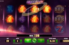 Image result for starburst slot casino big win
