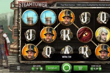Image result for steam tower slot