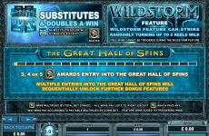 Il risultato dell'immagine per Thunderstruck 2 slot big win