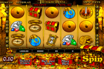 Rezultat slike za slot za Treasure Room