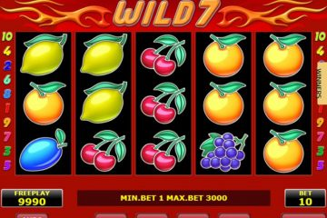Image result for Wild 7 slot