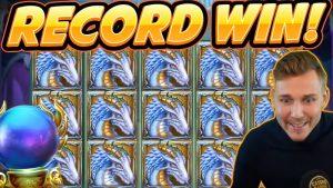 記録勝利! Rise of Merlin Big勝利– MEGA WIN – Casinodaddyライブストリームのカジノゲーム